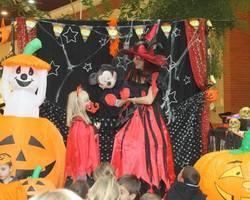 Ciboulette et Oscar - Halloween