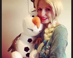 Ciboulette et Oscar - Reine des neiges