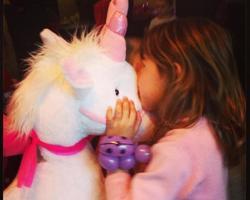 Ciboulette et Oscar - Princesses et licornes