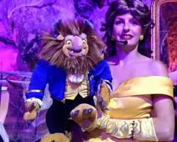 Ciboulette et Oscar - La Belle et la Bête