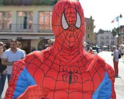 Ciboulette et Oscar - Super-héros