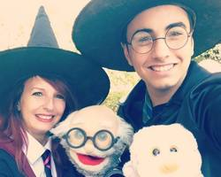 Ciboulette et Oscar - Harry Potter
