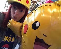 Ciboulette et Oscar - Pokémon