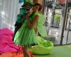 Ciboulette et Oscar - Fée clochette et elfes