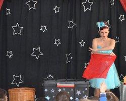 Ciboulette et Oscar - Apprenti magicien