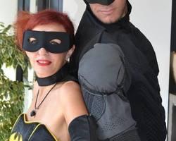 Ciboulette et Oscar - Mascottes et super-héros